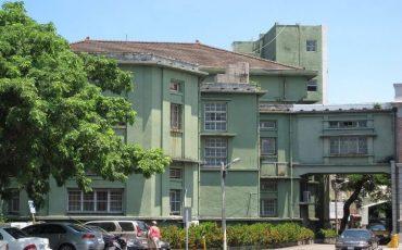 原台南州會-古蹟-台南-市議會-背面