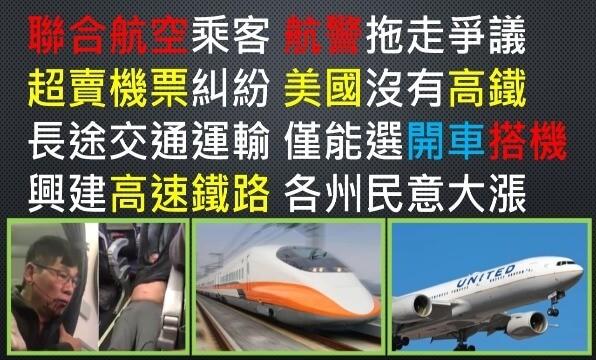 聯合航空-公司-乘客-暴力-衝突-流血-糾紛-消費者-客戶-顧客-客人-超賣-機票-聯航-客機-飛機-班機-美國-高鐵-俱樂部-社團-民意-支持度-越南-華裔-移民-醫生-交通-運輸-工具-北美-高速-鐵路-建設-業者-寡頭-寡占-壟斷-鐵道-設施-規劃-前瞻-計畫-共和黨-民主黨-道路-馬路-公路-汽車-工業-遊說