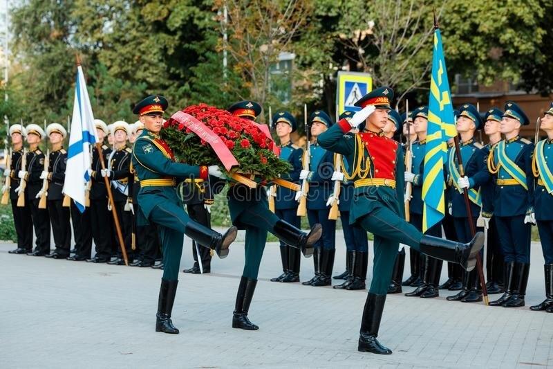 alt=俄羅斯-俄國-總統-元首-衛隊-儀仗隊