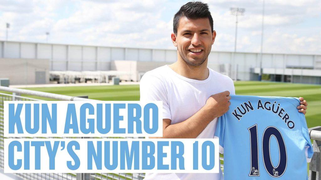 KUN-AGUERO-阿根廷-足球-選手-明星-馬拉度納-女婿-日語-綽號-暱稱-小名-名字-球衣