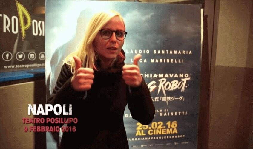 叫我鋼鐵俠-他們叫我吉克-LO CHIAMAVANO JEEG ROBOT-義大利-超級-英雄片-電影-首映會-觀眾-反應