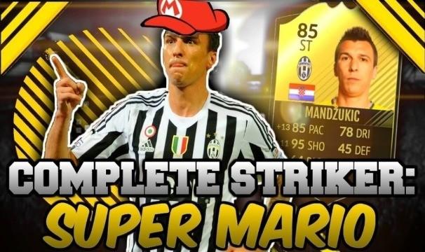 MARIO-MANDŽUKIĆ-克羅埃西亞足球-SUPER-MARIO-超級瑪利歐-1